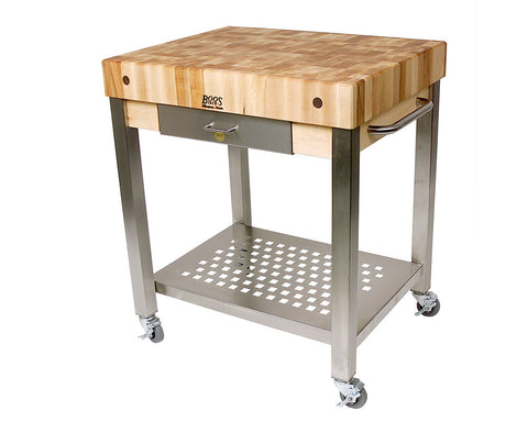 John Boos Cucina Technica Thick Top