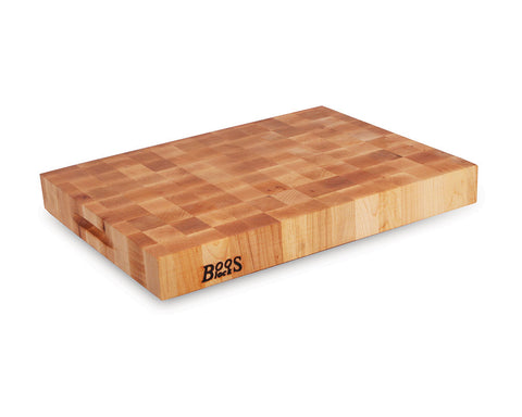 John Boos Maple Chopping Block 20 x 15 x 2.25