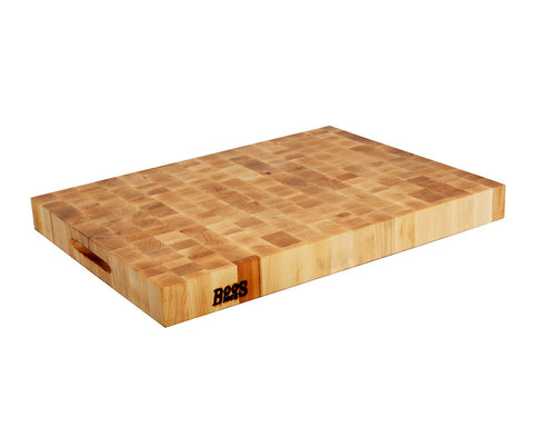 John Boos Maple End Grain Chopping Block 24 x 18