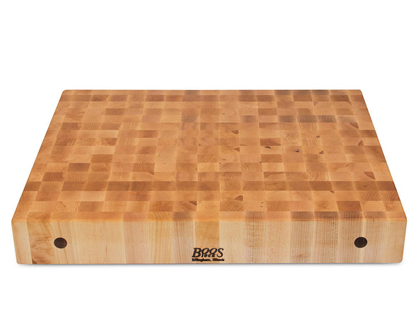 John Boos Maple Butcher Block 30 X 24 X 6 Choppingblocks Com
