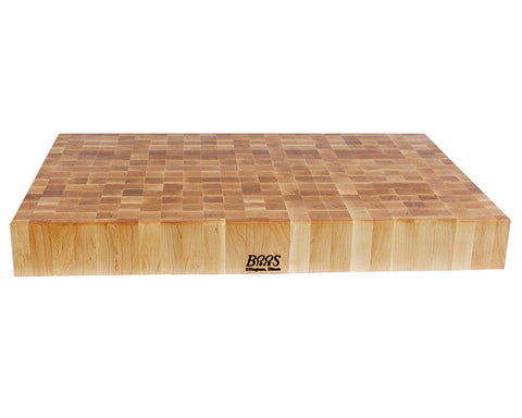 John Boos Maple Butcher Block 40 x 30 x 6