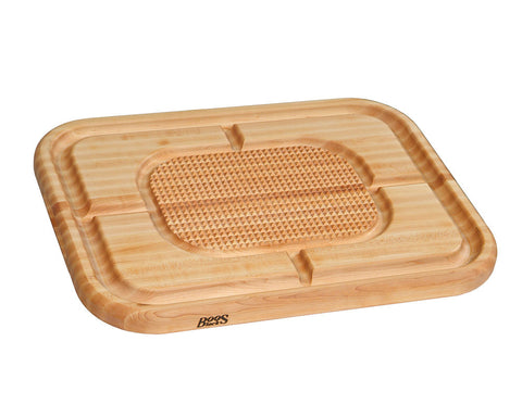 John Boos Mayan Carving Board