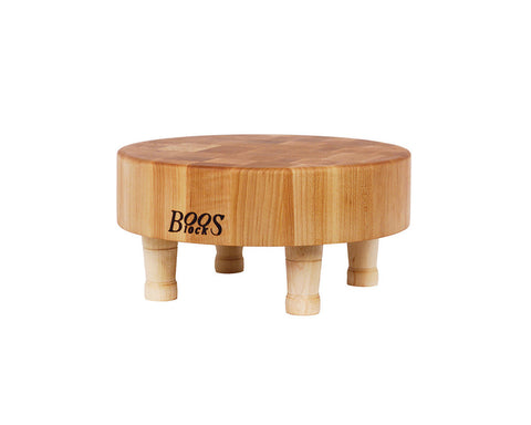 John Boos Mini Chopping Block Round