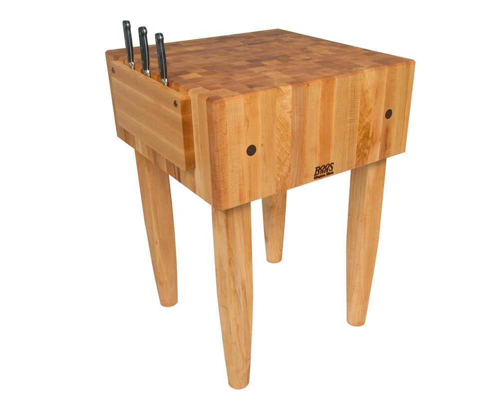 John Boos PCA Butcher Block Maple