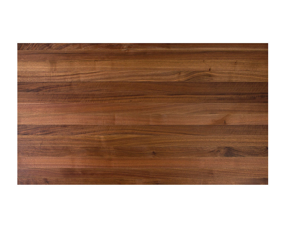 "John Boos Walnut Riser Countertop Backsplash (12"" to 145"" Long)"