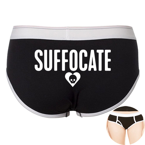 SUFFOCATE panty - CLOSED
