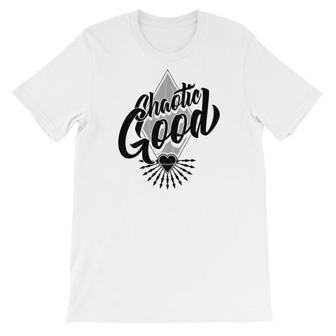 chaotic good - Short-Sleeve Unisex T-Shirt