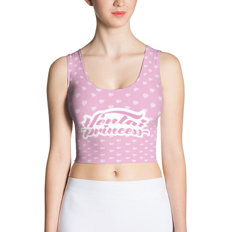 pink hentai princess - Cut & Sew Crop Top