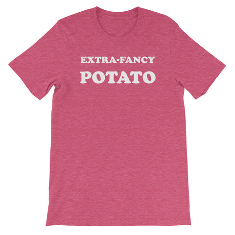 Extra Fancy Potato - unisex tee