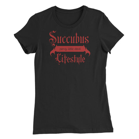 succubus lifestyle - Women's Slim Fit T-Shirt