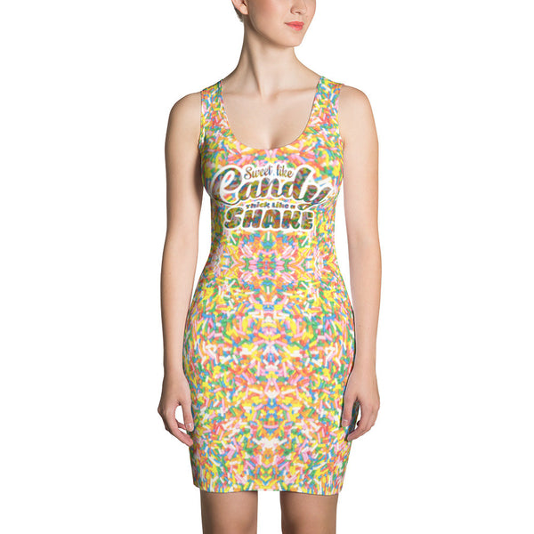 Sweet Candy Thick Shake - dress