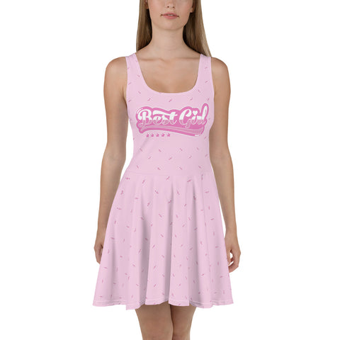 best girl Skater Dress