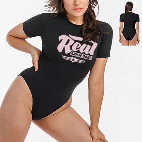 real anime babe - bodysuit