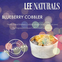 BLUEBERRY COBBLER Premium 6-Piece Soy Wax Melts