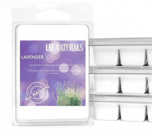 LAVENDER Premium 6-Piece Soy Wax Melts