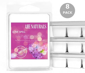 LOVE SPELL Premium 6-Piece Soy Wax Melts