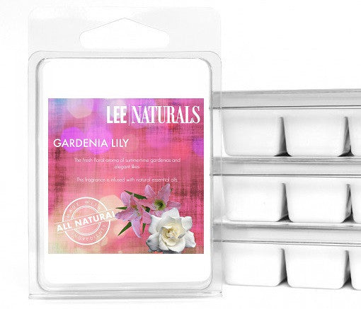 GARDENIA LILY Premium 6-Piece Soy Wax Melts