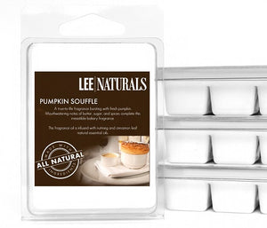 PUMPKIN SOUFFLE Premium 6-Piece Soy Wax Melts