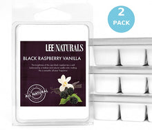 BLACK RASPBERRY VANILLA Premium 6-Piece Soy Wax Melts