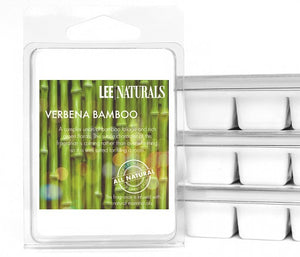 VERBENA BAMBOO Premium 6-Piece Soy Wax Melts