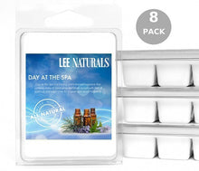 DAY AT THE SPA Premium 6-Piece Soy Wax Melts