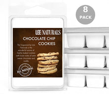 CHOCOLATE CHIP COOKIES Premium 6-Piece Soy Wax Melts