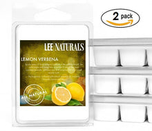 LEMON VERBENA Premium 6-Piece Soy Wax Melt Clamshell