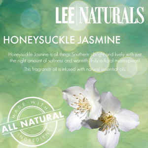 HONEYSUCKLE JASMINE Premium 6-Piece Soy Wax Melt Clamshell - LeeNaturals.com - 4