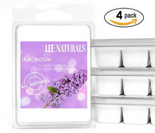 LILAC BLOOM Premium 6-Piece Soy Wax Melt Clamshell