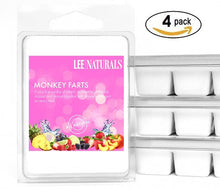 MONKEY FARTS Premium 6-Piece Soy Wax Melts