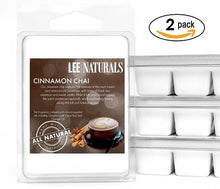 CINNAMON CHAI Premium 6-Piece Soy Wax Melts - LeeNaturals.com - 2