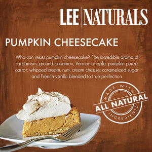 PUMPKIN CHEESECAKE Premium 6-Piece Soy Wax Melts - LeeNaturals.com - 4