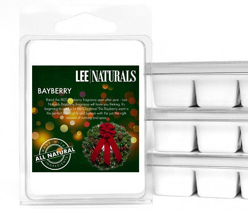 BAYBERRY Premium 6-Piece Soy Wax Melts - LeeNaturals.com - 1