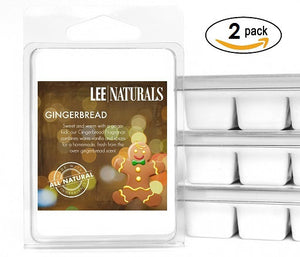 GINGERBREAD Premium 6-Piece Soy Wax Melts