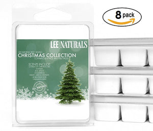VIP - (8 PACK) CHRISTMAS & HOLIDAY COLLECTION Premium 6-Piece Soy Wax Melts