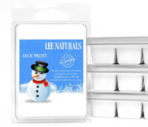 JACK FROST Premium 6-Piece Soy Wax Melts - LeeNaturals.com - 1