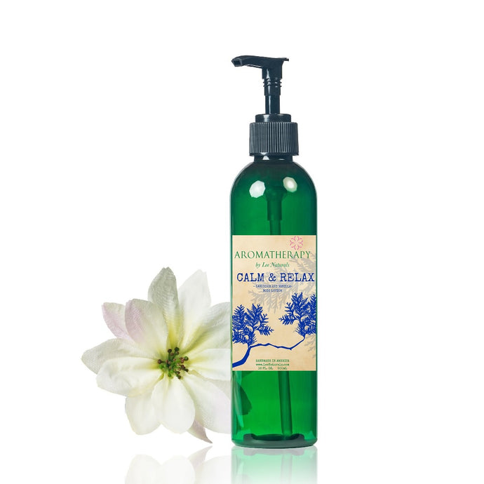 CALM & RELAX - Lavender Vanilla Hand and Body Lotion