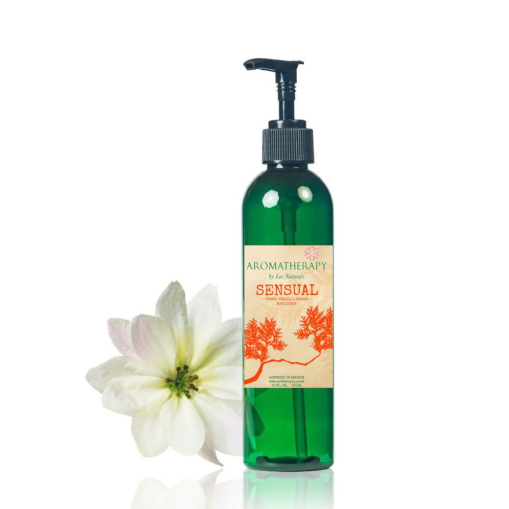 SENSUAL - French Vanilla & Jasmine Hand and Body Lotion