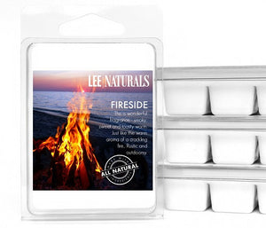 FIRESIDE Manly Melts Premium Collection 6-Piece Soy Wax Melts - LeeNaturals.com - 1