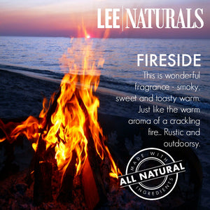 FIRESIDE Manly Melts Premium Collection 6-Piece Soy Wax Melts