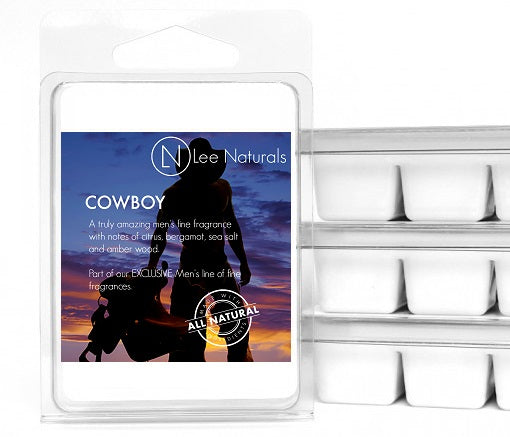 COWBOY Manly Melts Premium Collection 6-Piece Soy Wax Melts