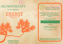 ENERGY - Orange & Goji Berry Hand and Body Lotion