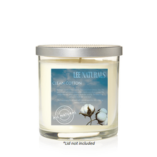 CLEAN COTTON Premium Soy Tumbler Candle
