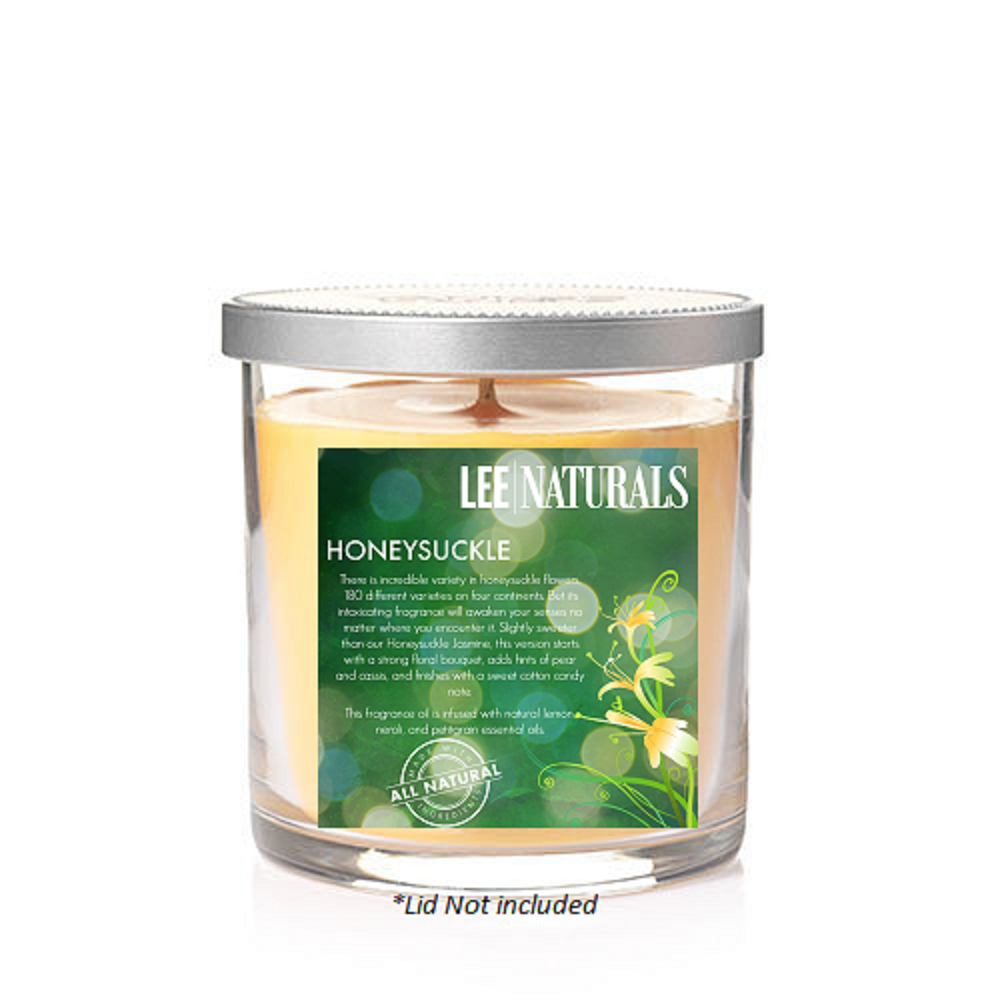 HONEYSUCKLE Premium Soy Tumbler Candle