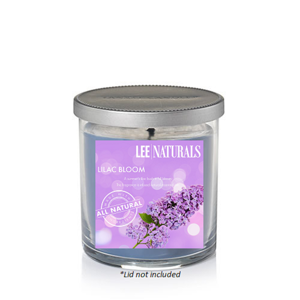 LILAC BLOOM Premium Soy Tumbler Candle