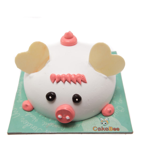 Babe - Pig in our city Cake