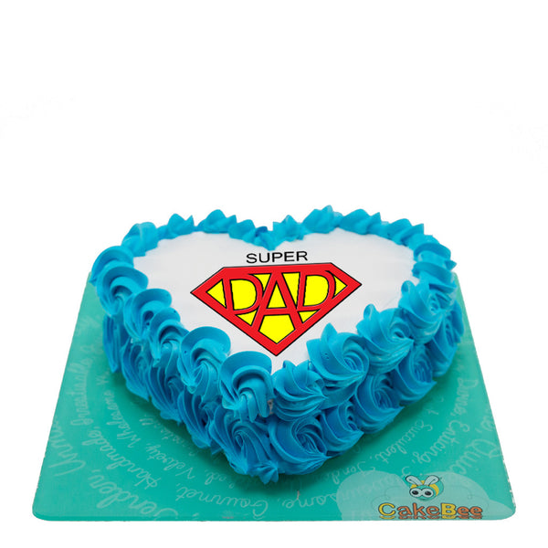 The Super-Dad Cake