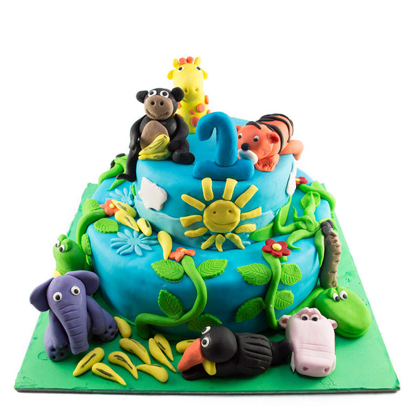 Animal Lovers Cake