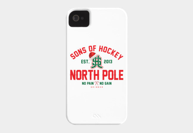 Grinder - North Pole - Sons of Hockey