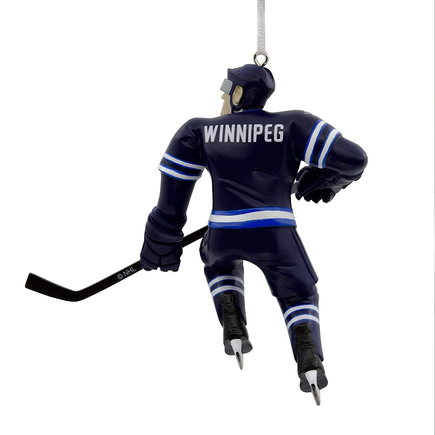 NHL Winnipeg Jets Hallmark Ornament - Sons of Hockey
